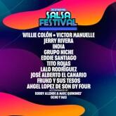 Salsa Festival Barclays Center