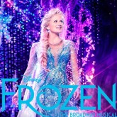 Frozen NYC Musical Stage