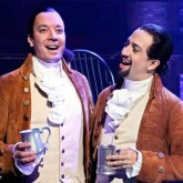 Hamilton musical NYC