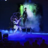 The illusionists NYC on Stage
