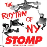 stomp new york
