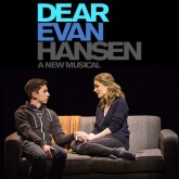 Dear Evan Hansen stage