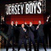 Jersey Boys NYC show