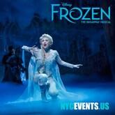 Frozen Broadway Show