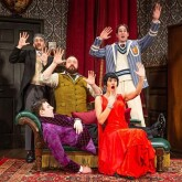 The Play That Goes Wrong Musical