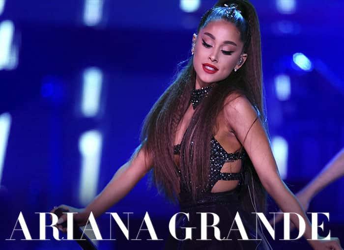 Ariana Grande NYCB