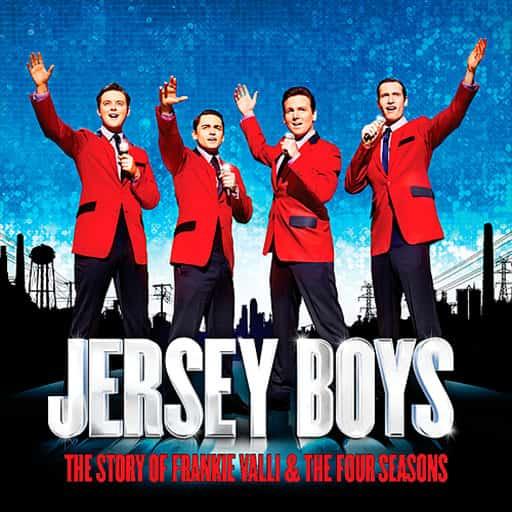 Jersey Boys NYC