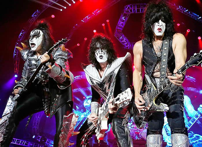 KISS Barclays Center