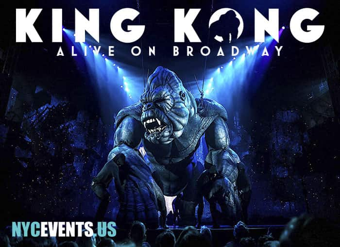 King Kong Musical NYC