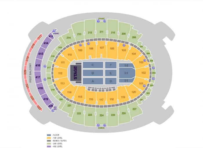 Madison Square Garden Schedule 2020 Madison Square Garden Events » NYC Events MSG 2019/2020