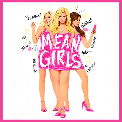 Mean Girls Tickets