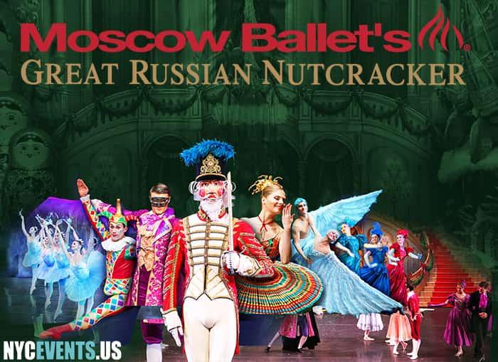 Moscow Ballets Great Russian Nutcracker