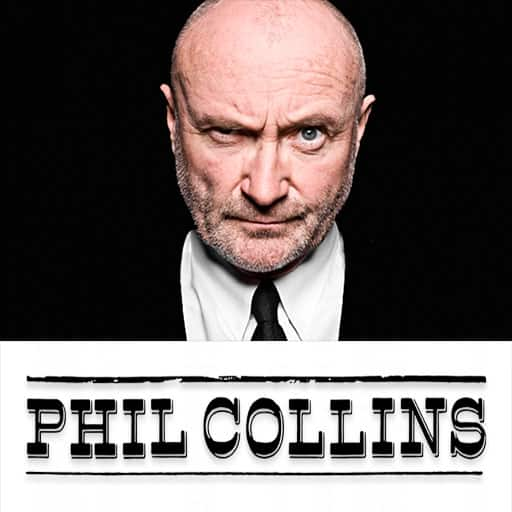 Phil Collins MSG