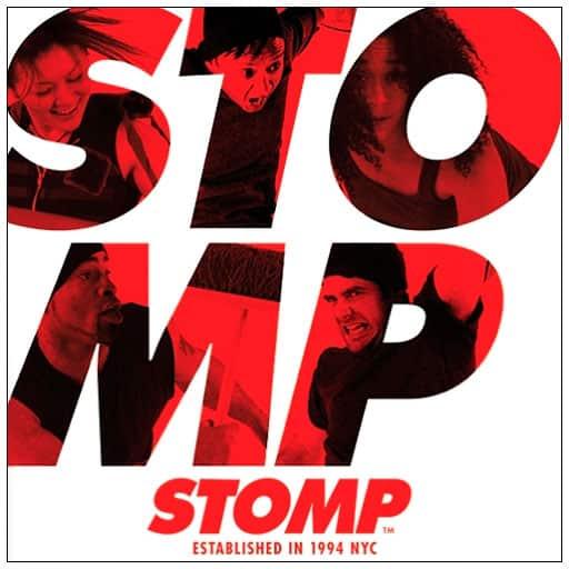 Stomp Broadway