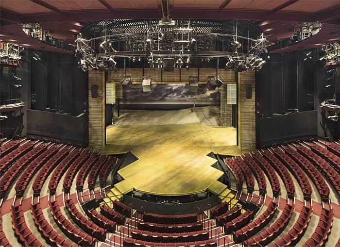 Image result for pictures of beaumont theater in lincoln center nyc