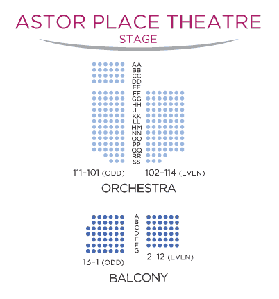Astor-Place-Theatre-Off-Broadway-Seating-Chart