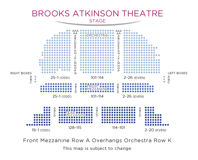 Brooks-Atkinson-Theatre-Seating-Chart