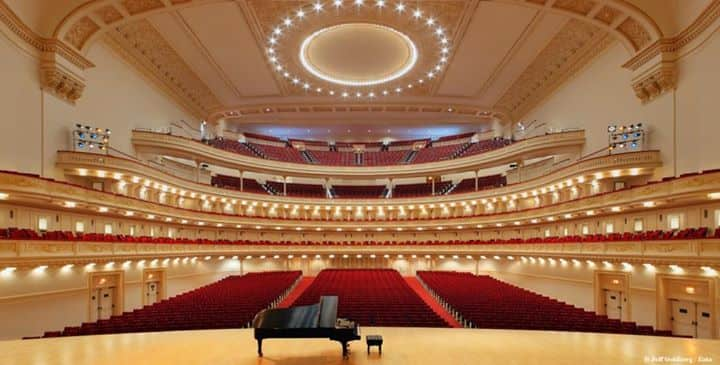 Carnegie Hall Tickets