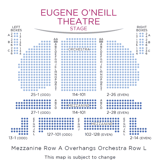 Eugene-ONeill-Theater-Broadway-Seating-Chart