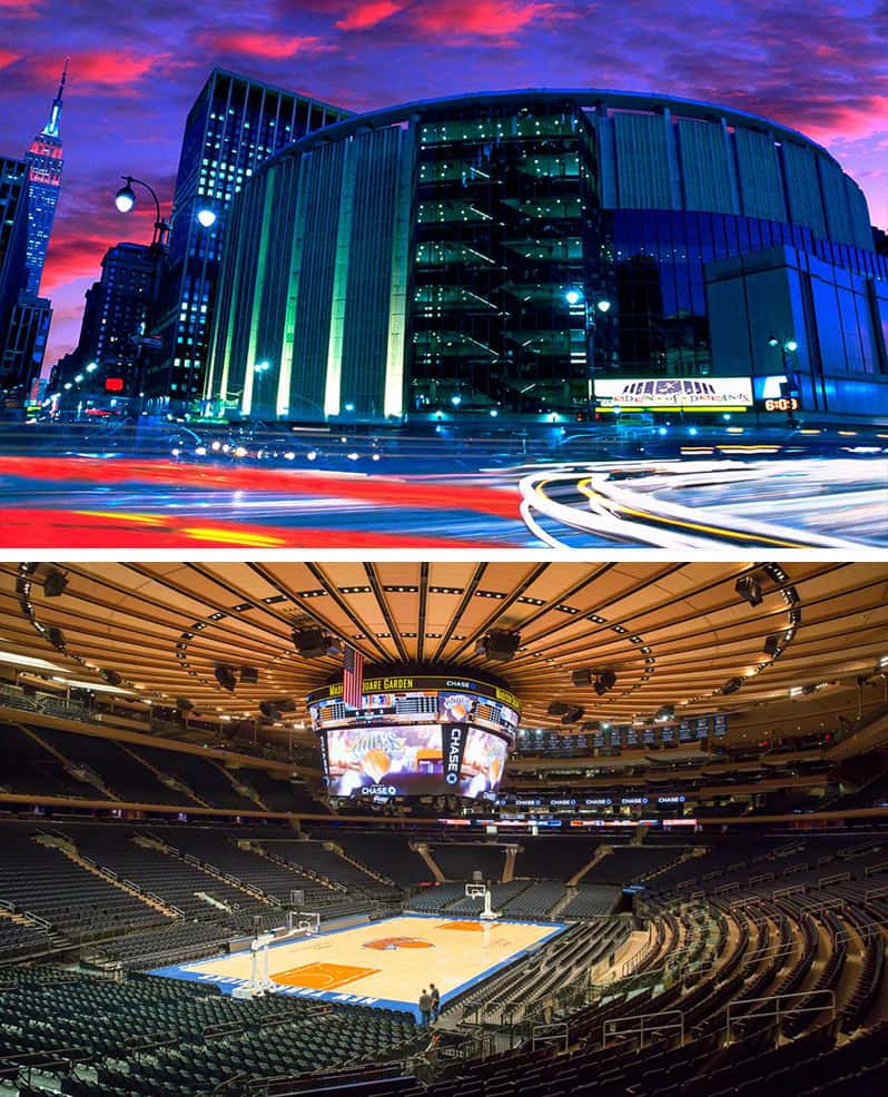 Madison Square Garden events