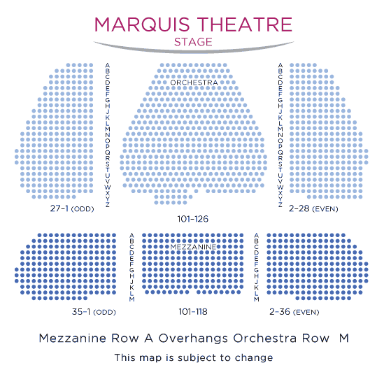 Marquis-Theatre-Seating-Chart