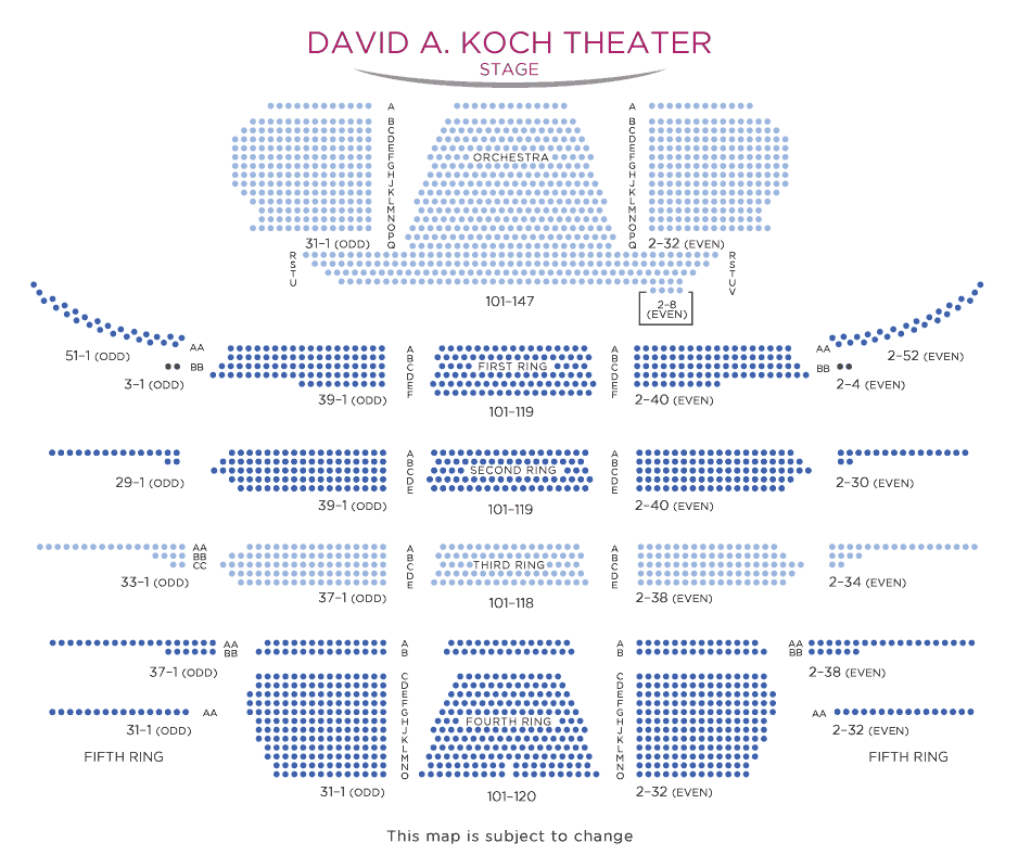 david-a-koch-theater-seating-chart