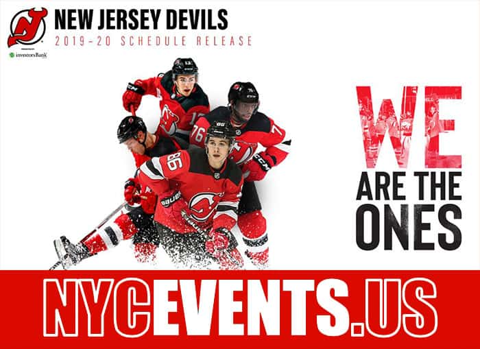 NJ Devils Schedule