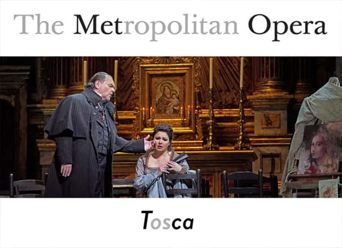 Tosca NYC Tickets