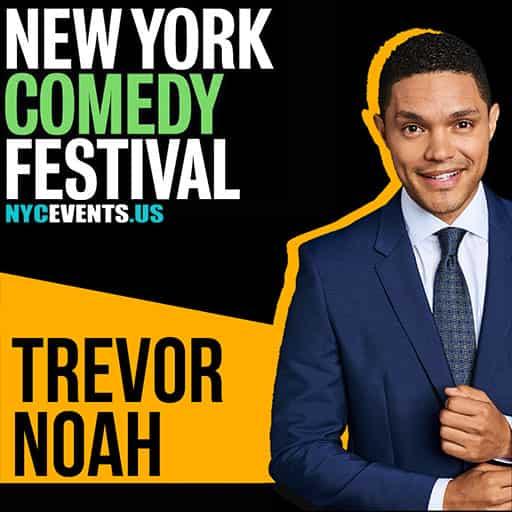 Trevor Noah Nyc Tickets 187 Msg New York Comedy Festival 2020