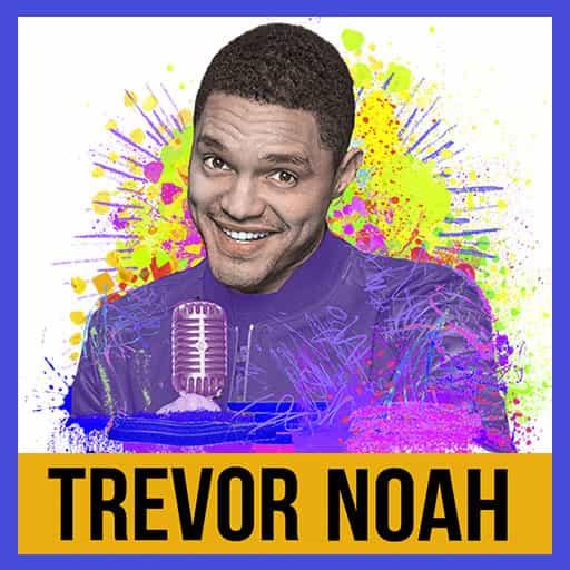 Trevor Noah NYC