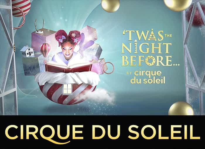 Cirque Du Soleil NYC