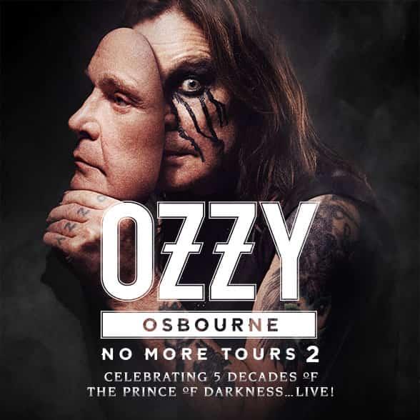 Ozzy Osbourne NYC